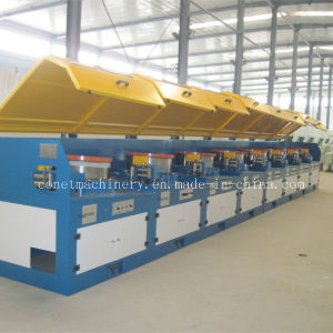 China Best Price Low Carbon/High Carbon Steel Wire Drawing Machine pictures & photos