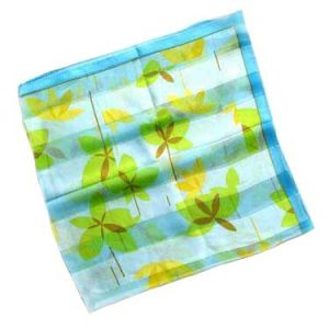 Fashion Twill Silk Scarf (JRY006) pictures & photos