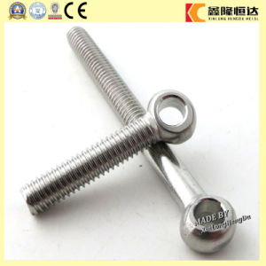 Lifting Forged Eye Bolt and Nut DIN444 pictures & photos