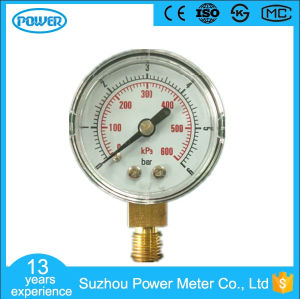 40mm Plastic Case High Quality Manometer pictures & photos
