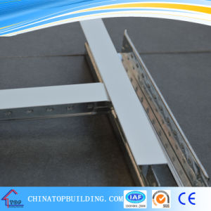 Metal Frame/Grid for Suspended Gypsum Ceiling Tile pictures & photos