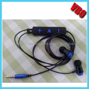 Top Quality Metal in-Ear Headphone Earphone with Mic for iPhone pictures & photos