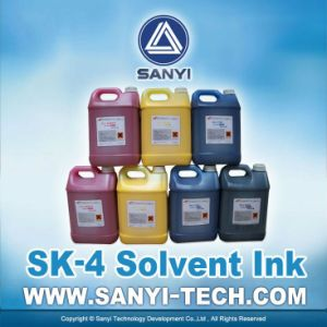 Best Sk4 Ink (Solvent Ink) pictures & photos