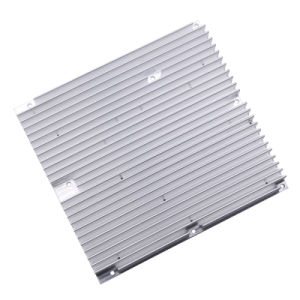 Anodized Heatsink (High Precsion CNC machining) pictures & photos