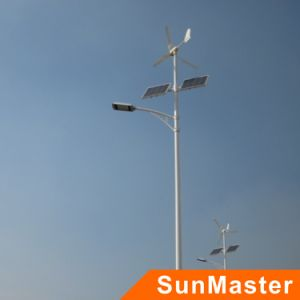 Wind & Solar Combination Streetlights (SFG01-60W) pictures & photos