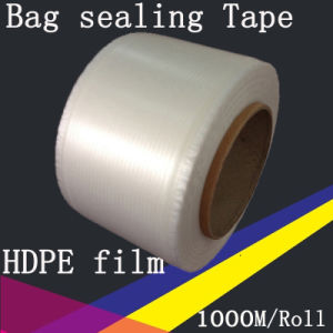HDPE 13mm Bag Sealing Tape Wholesale pictures & photos