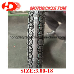 Popular Pattern Top Quality Mrf Motorcycle Tyre 3.00-18 pictures & photos