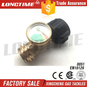 High Quality Brass Propane Tank Gauge pictures & photos