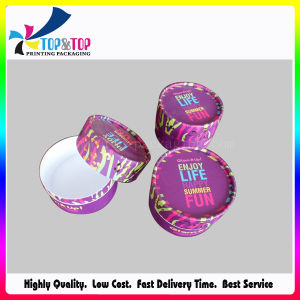Hot Color Candy Paper Box/Sweets Box/Round Packaging Box pictures & photos