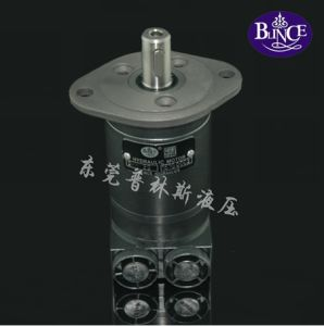 Chinese Supplier Blince Small Volume Orbit Hydraulic Motor Omm with Circle Flange for Street Sweeper Machines pictures & photos