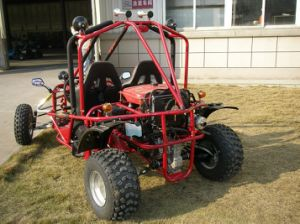 Red 250cc Racing Go Kart Buggy for Adult (KD 250GAK-2Z) pictures & photos
