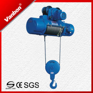 CE Approved Electric Wire Rope Hoist pictures & photos