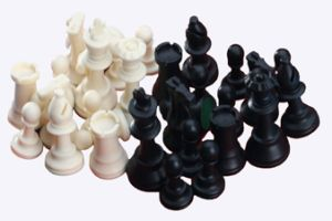 Chess Pieces for Game