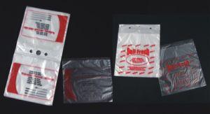 Plastic Bread Bag Saddle Bag