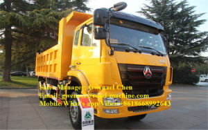 Sinotruk 10 Wheel Hohan 6X4, 30 Ton Dump Truck/ Tipper / Dumper, 336HP, Rhd/LHD with Triangle Tire
