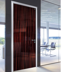 Guangzhou Modern Design Glossy Swing Door pictures & photos