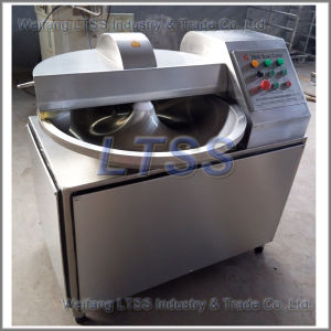 Industrial Meat Bowl Cutter / Sausage Bowl Chopper pictures & photos