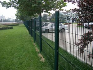 Fence for Park or Community Garden pictures & photos