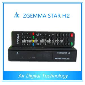 in Stock! ! 2015 Zgemma Star H2 Linux TV Satellite Receiver DVB-S2+DVB-T2 pictures & photos