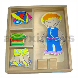Dress up Box for Boy (80908) pictures & photos