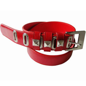 Lady Fashion PU Waist Belt (JYB-27040) pictures & photos