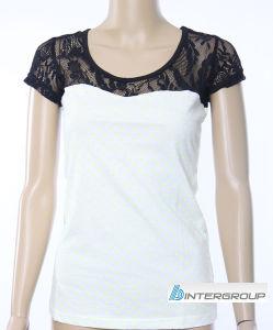 Lady′s T-Shirt (BG-L188) pictures & photos
