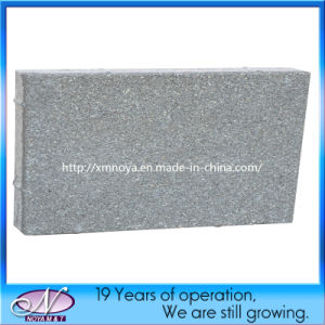 Grey Ceramic Concrete Water Permeable Clay Paving Block for Driveway pictures & photos