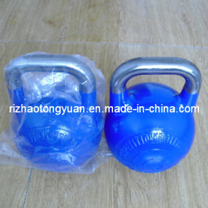 Steel New Type Hollow Kettlebell pictures & photos