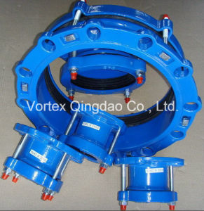 Wide Tolerance Flange Adaptor for Pipes pictures & photos