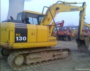 PC130-7 PC120-6 PC200-5-6-7 PC220-6-7-8 Used Komatsu Excavators on Sale