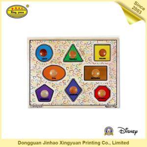 Wholesale Heart Round Regular Jigsaw Puzzles