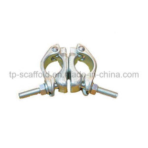Drop Forged Swivel Coupler 48.3mm * 48.3mm for Tube Clips pictures & photos
