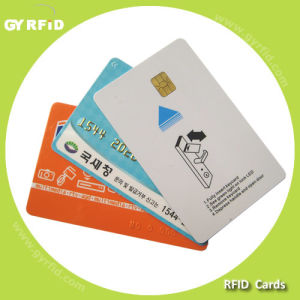 SLE5528, SLE4428 Chip Card pictures & photos