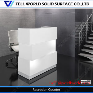 Tailored Modern Contemporary Design Reception Desks for Office Hotel Clinic Dental pictures & photos