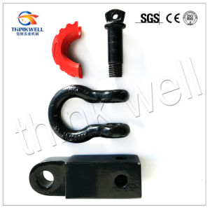 Powder Coating Steel Tow Series Shackle Mounth Hitch Receiver pictures & photos
