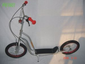 "16"" Steel Frame Kick Scooter (PB1601) pictures & photos"