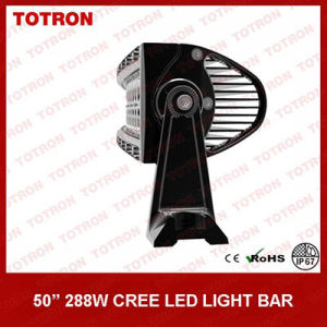 High Lumen 288W 50 Inch Curved Light Bar with CREE LED Chip (TLB3288X) pictures & photos