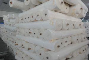 """CVC 50/50 40*40 110*70 99"""" Bedding Sheet Fabric (bleached)"""