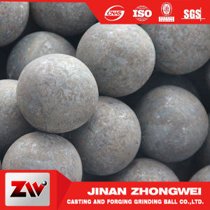 No Breakage Forged Grinding Steel Balls pictures & photos