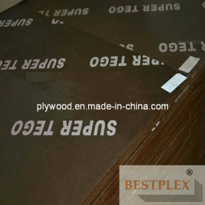 20X610X2500mm Tego Film Faced Plywood pictures & photos