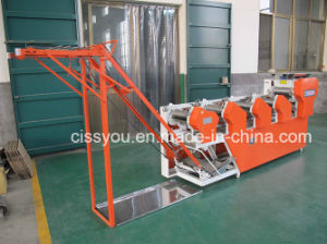 China Automatic Food Fresh Noodle Making Maker Production Line Machine pictures & photos