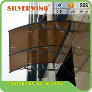 House Door Window Use High Quality Polycarbonate Canopy Awning pictures & photos
