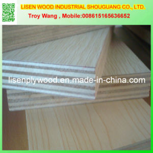 White Melamine Plywood for Cabinet