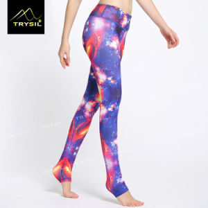 2017 Latest Yoga Leggings Foot Pants Cheap Price pictures & photos