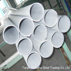 Seamless Stainless Steel Pipe (321) pictures & photos