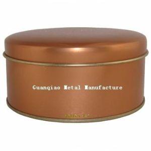 Round Tin Box (GQ1294)