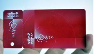 Non-Standard Plastic Card