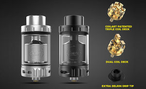 2017 New Rta Original Coilart Azeroth Rta Tank pictures & photos