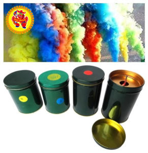60 Sec 180sec Iron Tube Color Smoke Red Green Yellow White Blue Smoke pictures & photos