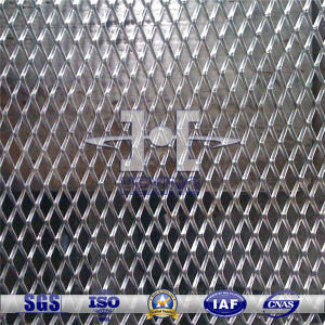 Stainless Steel Expanded Wire Mesh (0.5-8mm plate thickness)